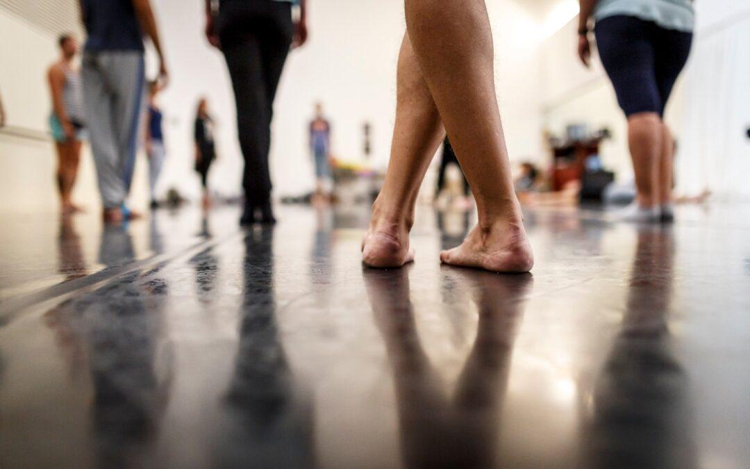 Danza en comunidad-Plazas Solidarias