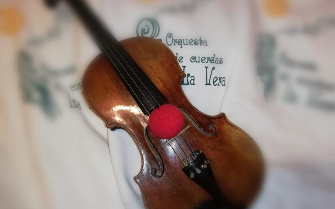 Orquesta de violines de la Vera-Plazas Solidarias