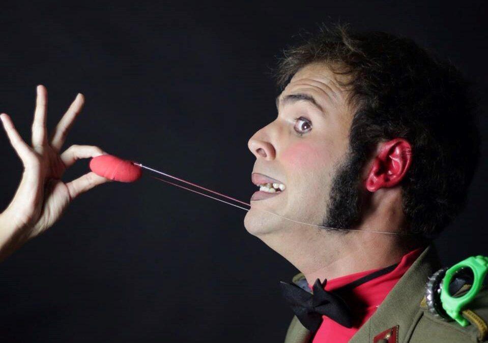 Yiyolo Strato-Comedy show